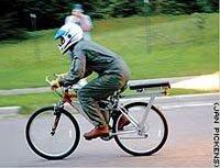 La bicicleta supersónica