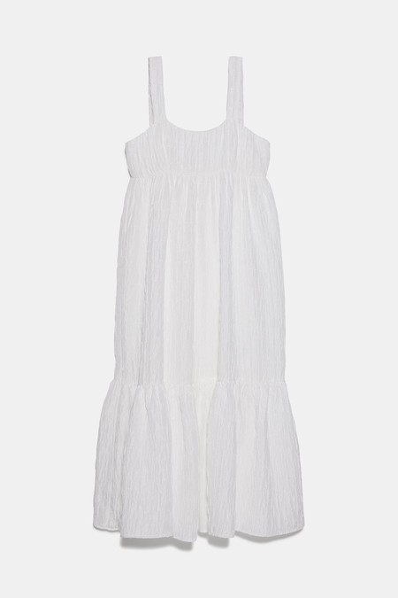 Dakota Johnsson Vestido Blanco 5