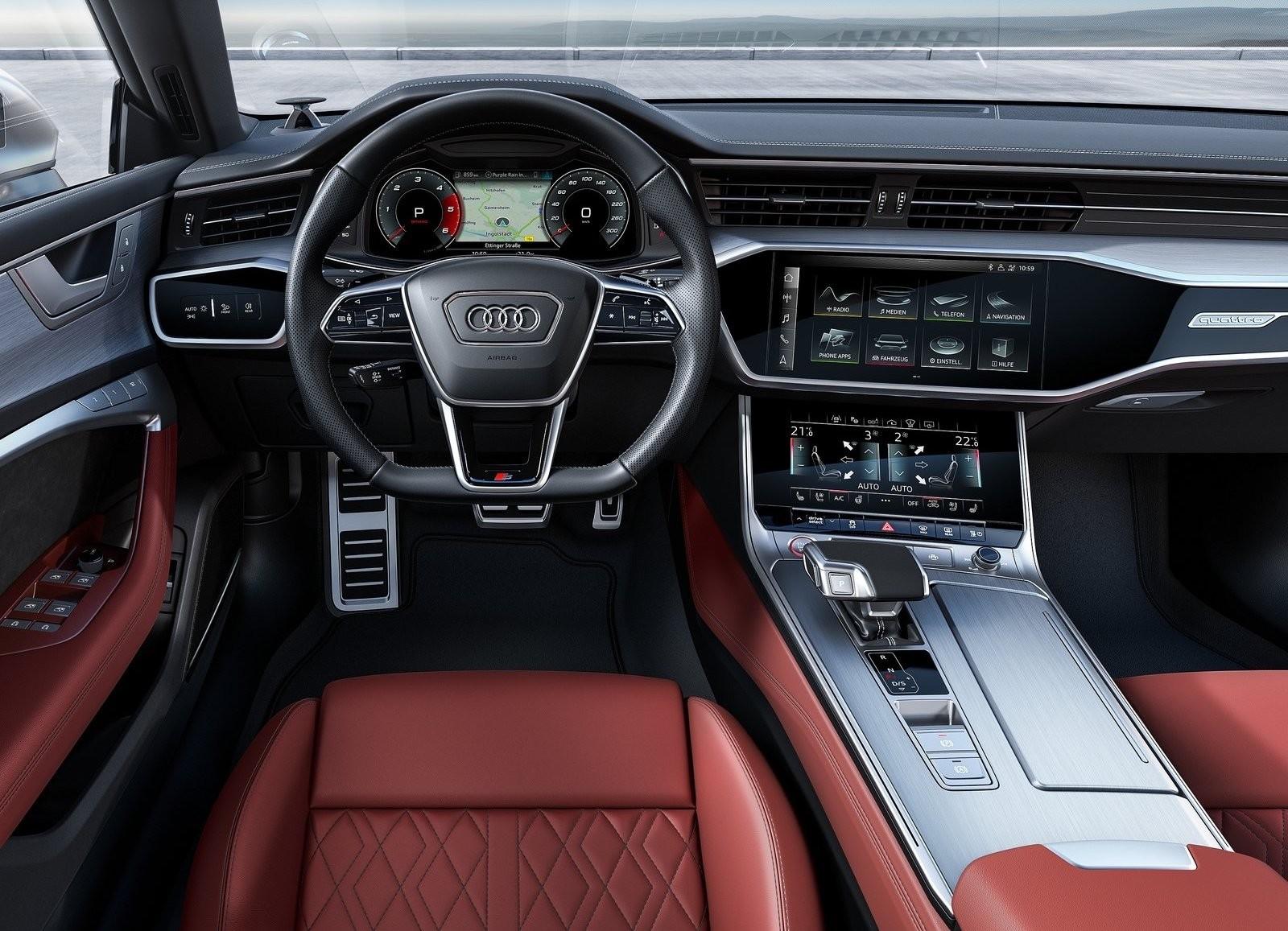 Foto de Audi S7 y S6 (6/15)