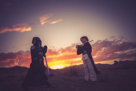 Star Wars a través de los ojos de un niño