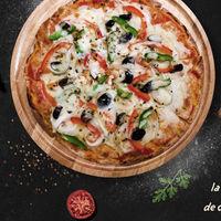 ¿Cuantas calorías tiene una pizza? Infografia