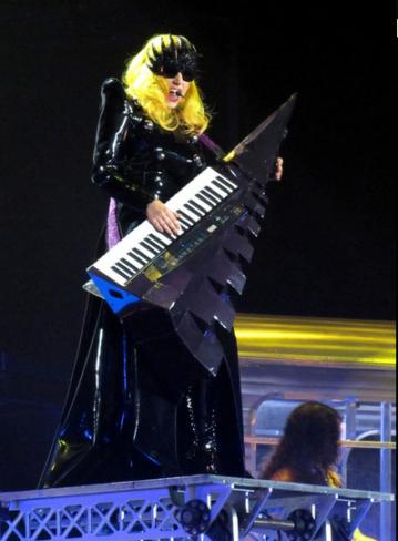 Los looks de Lady Gaga en su concierto de Madrid