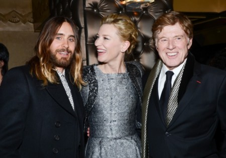 El premio siempre te lo llevas tú, Cate Blanchett