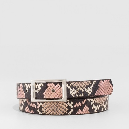 Cinturon Blair Cobra Palo Cinturones Mujer Online