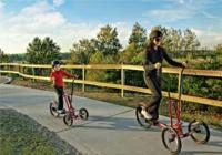 Streetstrider: la bicicleta elíptica para la calle
