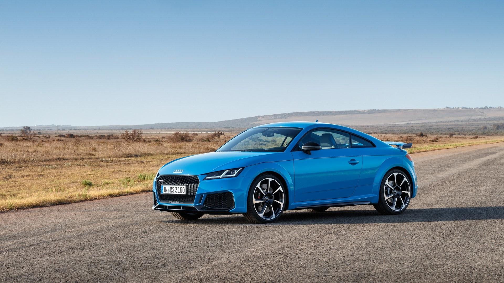 Foto de Audi TT RS 2020 (8/53)