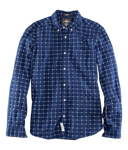 Camisa azul H&M 2013