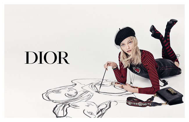 Dior Spring Summer 2018 Ad Campaign 7