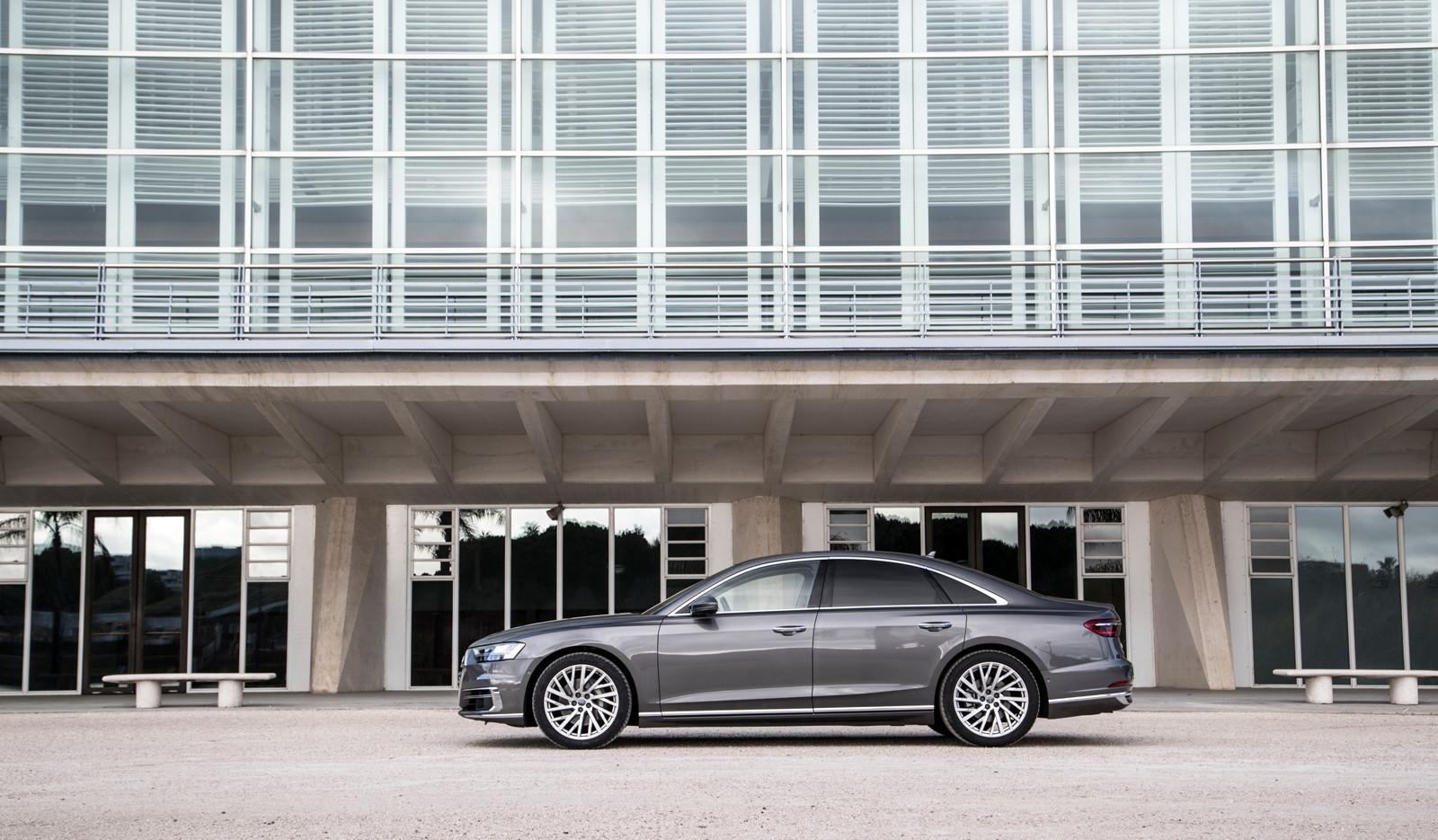 Foto de Audi A8 2018 (presentación) (10/81)