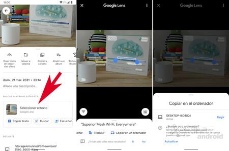 Google Photo Lens