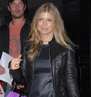 Fergie, rumores de embarazo