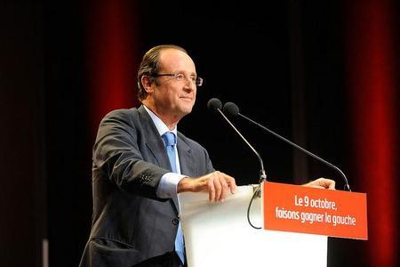 Las cuatro claves del programa económico de Hollande