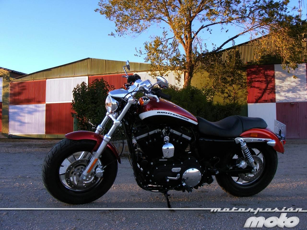 Foto de Harley-Davidson XR 1200CA Custom Limited (5/65)
