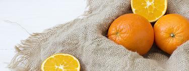 Naranjas, la fruta estrella del invierno