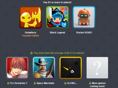 Humble Mobile Bundle 16 llega con grandes juegos como Space Marshals, Ys Chronicles 1 y Alone...