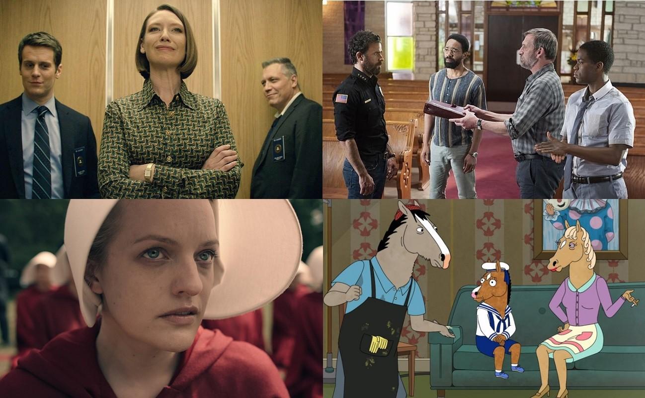 16 series de televisión por las que 2017 ha merecido la pena