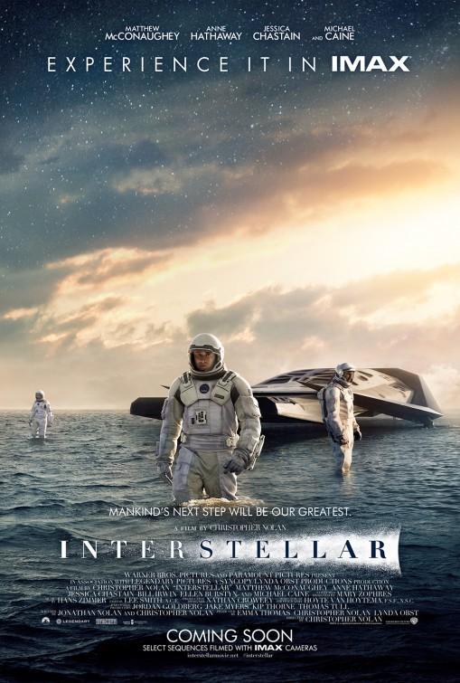 Foto de 'Interstellar', nuevos carteles (4/4)