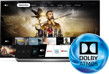 La app de Apple TV para televisores inteligentes LG admitirá Dolby Atmos Sound este 2020