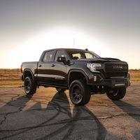 Goliath 700, Hennessey convierte a la GMC Sierra en un monstruo de 700 hp