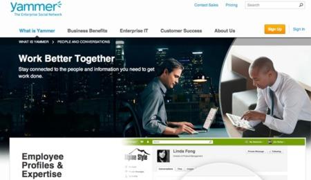 Microsoft reduce el precio de Yammer y lanza dos packs en los que integra SharePoint por un lado y Office 365 por otro