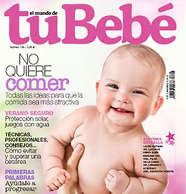 """La revista """"El mundo de tu Bebé"""" gratis por 6 meses"""