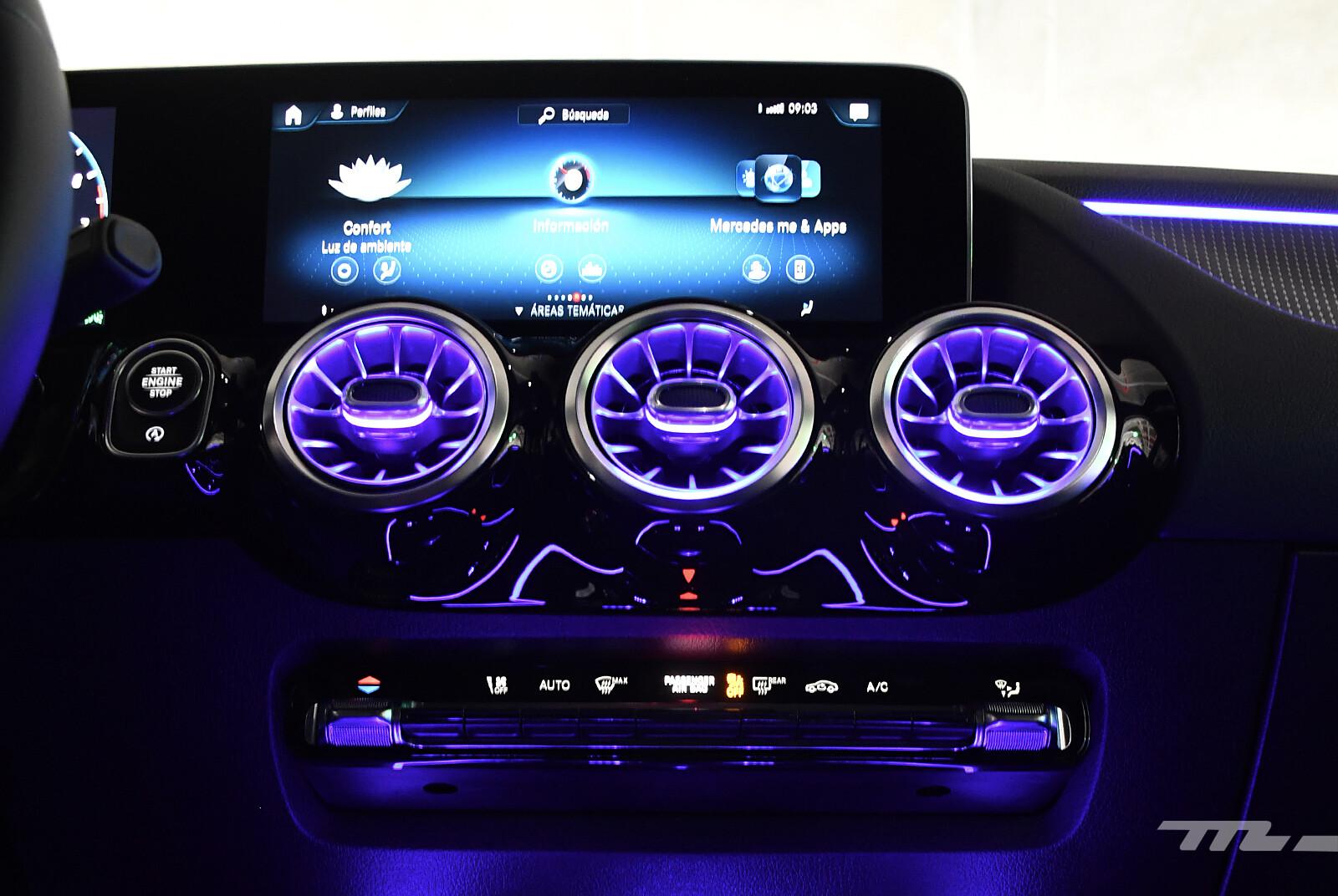 Foto de Mercedes-Benz GLA 200 (prueba) (21/30)