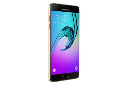 Samsung presenta la nueva línea A, los Galaxy A3, A5 y A7 reciben una mejora