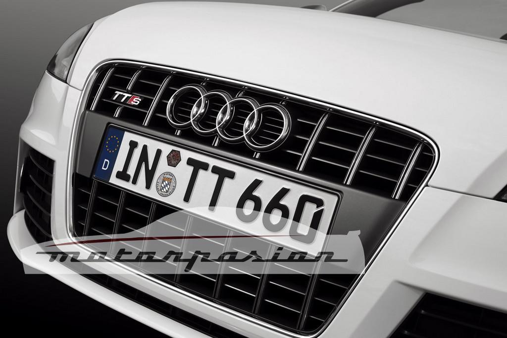 Foto de Audi TTS (9/40)