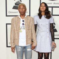 Pharrell Williams y Helen Lasichanh.