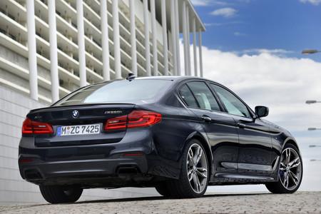 BMW M550i Xd