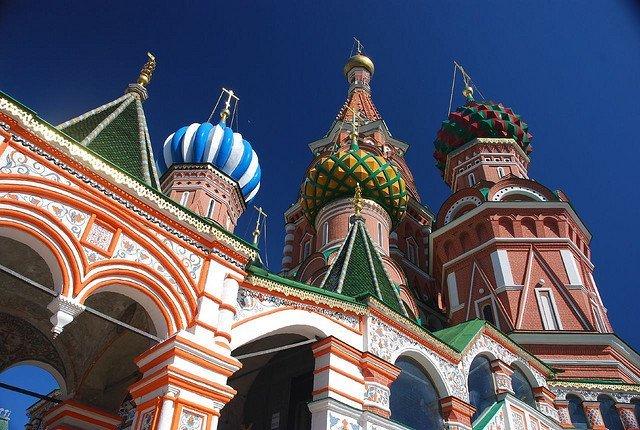 Catedral de San Basilio, Moscú (II)