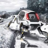 El coche más loco de Hyundai no necesita ruedas porque se convierte en una especie de insecto