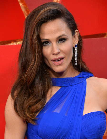 oscars 2018 beauty melena jennifer garner