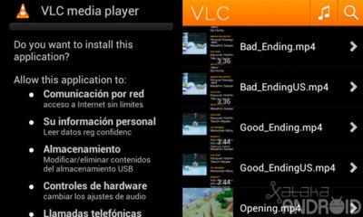 VLC para Android llega de forma no oficial a nuestros androides