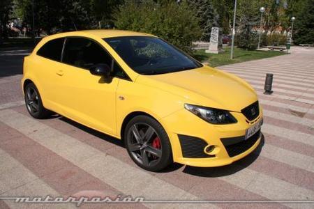 SEAT Ibiza Cupra, prueba (parte 1)