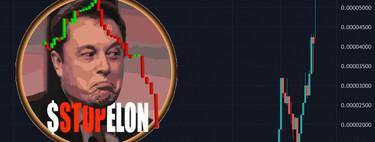 $ FUCKELON и $ STOPELON: крестовый поход против Илона Маска материализовался в криптовалюту