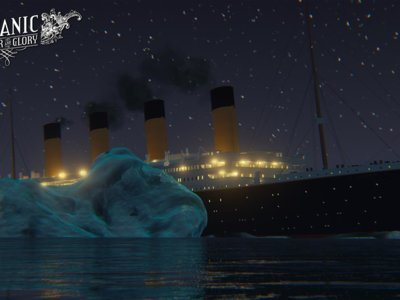 Si no te interesa Leonardo DiCaprio y lo que quieres es ver hundirse al Titanic en tiempo real, esta es tu simulación