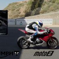 ¡Cazado! ¿Podría ser este el sonido en pista del nuevo motor Triumph de Moto2?