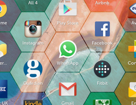 Conoce Hexy Launcher, creado por el equipo de desarrollo del teclado más popular en Android