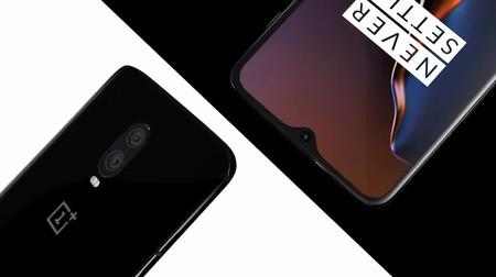 OnePlus 6T, sus seis novedades clave: OnePlus apuesta por el sensor de huellas bajo la pantalla