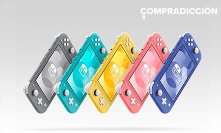 La consola perfecta para el verano cuesta menos en Fnac: Nintendo Switch Lite por 189,99 euros