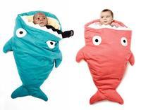 Un saco tiburón para abrigar al bebé