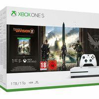 Xbox One S de 1 TB con Tom Clancy's The Division 2, a precio mínimo histórico en Amazon: 199 euros