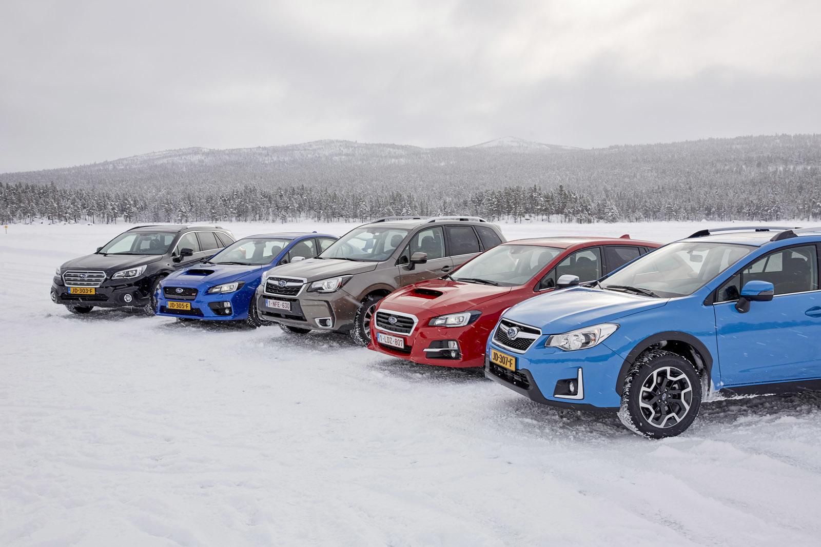 Foto de Subaru Snow Drive 2016 (83/137)