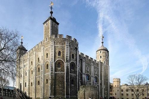 Todos estos edificios blancos que hay en Londres están hechos de un material procedente de la época de los dinosaurios