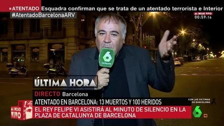 Los ataques terroristas hacen que nos peguemos a la tele durante horas sin informarnos de nada. Y eso no es bueno