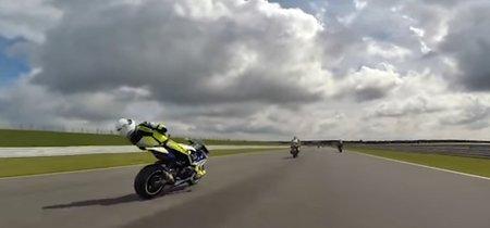 Sin conocimiento a más de 225 km/h. Así fue el aterrador accidente de Josh Boyd en Snetterton