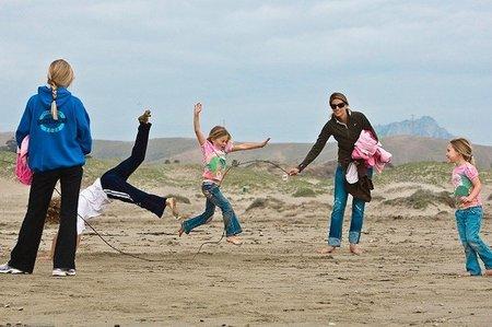 Excursiones cercanas con niños