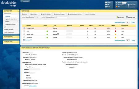 Probamos el Cloudbuilder de Arsys, solución flexible y fácil al alcance de la empresa