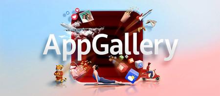 AppGallery, de Huawei, es la tercera mayor tienda de apps en el mundo
